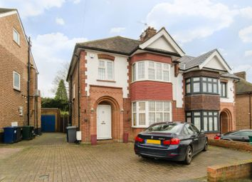 Thumbnail 3 bedroom property to rent in Cissbury Ring North, Woodside Park, London