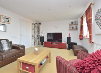 Thumbnail 4 bed semi-detached house for sale in Hanson Gardens, Bishops Cleeve