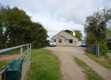Thumbnail 3 bed detached bungalow for sale in Howe Downs, Praze, Camborne