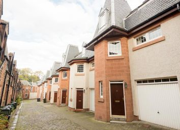 Thumbnail 4 bed terraced house to rent in Belford Mews, Edinburgh