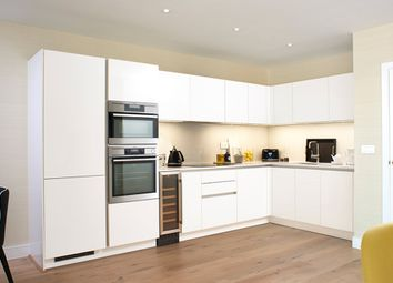 "Thumbnail 2 bed flat for sale in ""Shackleton House"" at Christchurch Way, London"