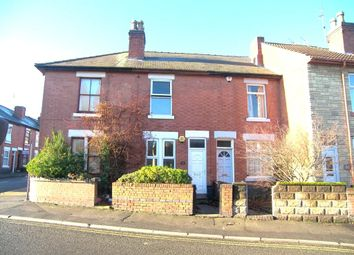 Thumbnail 2 bed terraced house for sale in Woods Lane, Derby