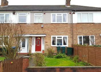 Thumbnail 3 bed terraced house for sale in Fir Tree Avenue, Tile Hill, Coventry