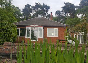 Thumbnail 3 bed detached bungalow for sale in Park Lane, Hatherton, Nantwich