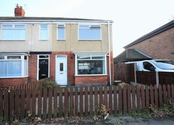 Thumbnail 3 bedroom end terrace house for sale in 2 Glebe Road, Hull