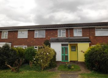 Thumbnail 3 bedroom terraced house for sale in Drake Close, Huntingdon, Cambridgeshire