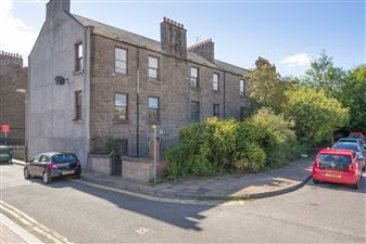 Thumbnail 2 bed flat for sale in Taits Lane, Dundee