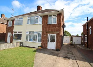 Thumbnail 3 bedroom semi-detached house for sale in Windermere Close, Ipswich