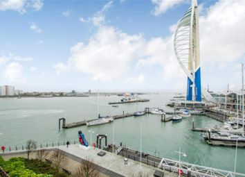 Thumbnail 3 bed flat for sale in The Canalside, Gunwharf Quays, Portsmouth