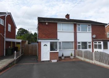Thumbnail 3 bedroom semi-detached house for sale in Chartwell Road, Arleston, Telford