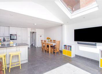 Thumbnail 3 bed terraced house for sale in Knaresborough Drive, London