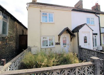 Thumbnail 2 bedroom end terrace house for sale in Hospital Road, Arlesey, Bedfordshire