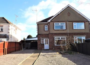 Thumbnail 3 bed semi-detached house for sale in Boston Road South, Holbeach, Spalding
