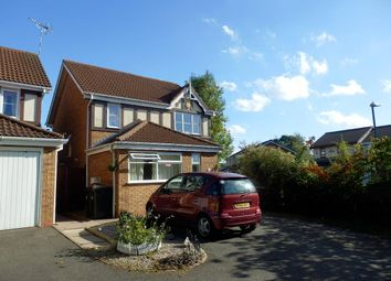 Thumbnail 3 bed detached house for sale in Sunart Way, Nuneaton