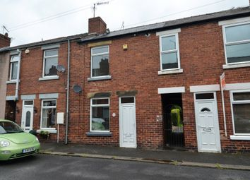 Thumbnail 2 bed terraced house to rent in Sherwood Street, Chesterfield