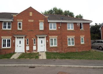 Thumbnail 3 bed town house for sale in Samian Close, Worksop