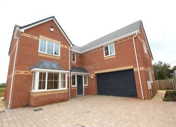 Thumbnail 5 bed detached house for sale in Main Road, Wrinehill, Crewe