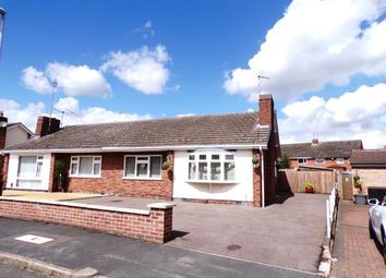 Thumbnail 2 bed bungalow for sale in Cardigan Drive, Wigston, Leicester, Leicestershire