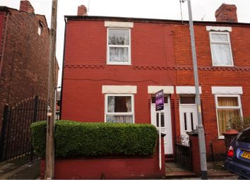 Thumbnail 2 bed end terrace house for sale in Cobden Street, Blackley