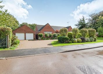 Thumbnail 3 bed detached bungalow for sale in Church Gate, Whaplode, Spalding