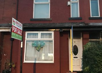 Thumbnail 3 bedroom terraced house for sale in Stamford Road, Manchester