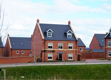 5 bed detached house for sale in Bluebell Way, Tutbury, Burton-On-Trent DE13