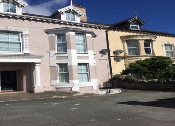 Thumbnail 2 bed flat to rent in North Road, Caernarfon