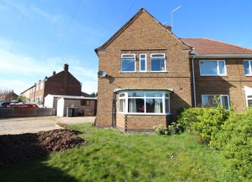 Thumbnail 3 bed semi-detached house for sale in Inham Road, Beeston, Nottingham