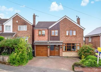 Thumbnail 5 bed detached house for sale in Upminster Drive, Arnold, Nottingham, Nottinghamshire
