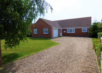 Thumbnail 3 bed detached bungalow for sale in Ings Lane, Saltfleetby, Louth