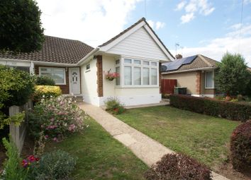 Hudson Crescent, Eastwood, Leigh-On-Sea SS9. 3 bed semi-detached bungalow