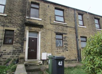 Thumbnail 2 bed terraced house to rent in Oakes Road, Lindley, Huddersfield