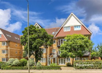 Thumbnail 2 bed flat for sale in Beach Lodge, 66 Hendon Lane, Finchley, London