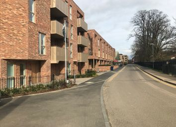 Thumbnail 2 bedroom flat to rent in Tripos Court, Homerton Street, Cambridge