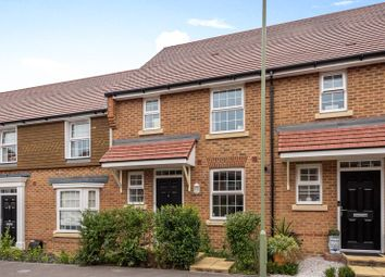 Thumbnail 3 bed terraced house for sale in Agincourt Drive, Sarisbury Green, Southampton