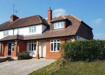 5 bed semi-detached house for sale in Glebe Road, Crondall, Hampshire GU10