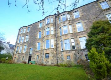 Thumbnail 1 bed flat for sale in Rosebank Terrace, Kilmacolm
