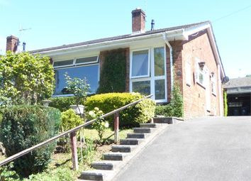 Thumbnail 2 bed semi-detached bungalow for sale in Wyebank Road, Tutshill, Chepstow