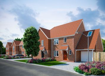 Thumbnail 3 bed semi-detached house for sale in Salisbury Road, Downton, Salisbury