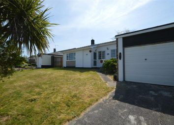Thumbnail 3 bed detached bungalow for sale in Mellanear Close, Hayle, Cornwall