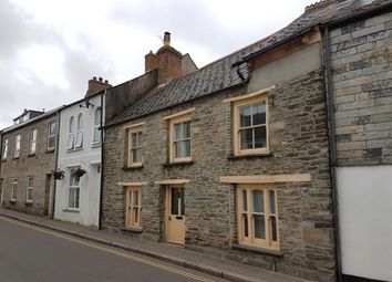 Thumbnail 4 bed cottage for sale in 18 Fore Street, St. Columb, Cornwall