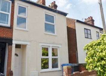 Thumbnail 3 bed end terrace house for sale in Gladstone Road, Ipswich