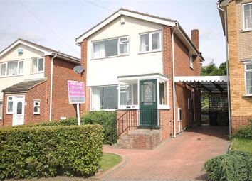 Thumbnail 3 bed detached house for sale in Dale Bank Crescent, New Whittington, Chesterfield
