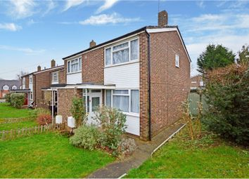 Thumbnail 2 bed end terrace house for sale in Kings Close, Bedford