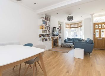 Thumbnail 3 bed terraced house to rent in Kingsdown Road, London