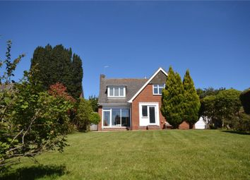 Thumbnail 3 bed detached house for sale in Colvin Close, Exmouth, Devon