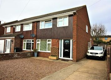 Thumbnail 1 bed semi-detached house for sale in Materman Road, Stockwood