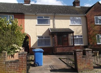 Thumbnail 3 bedroom property to rent in Shackleton Road, Ipswich