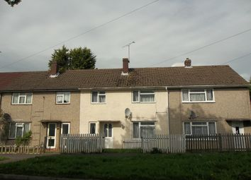 Thumbnail 3 bed terraced house to rent in Beckett Lane, Crawley