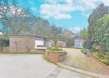 Thumbnail 4 bed detached bungalow for sale in Mead Rise, Edgbaston, Birmingham
